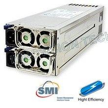RPSU 2U 500W hot-swap / hot-plug 1+1 redundant power supply
