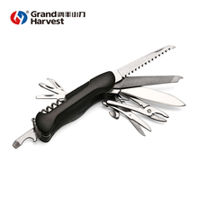 hot multi functional stainless steel swiss knife