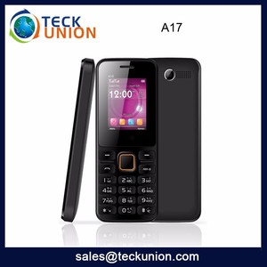 A17 OEM Cheap Price Mobile Phone 1.77Inch Very Small Size Cellphone With FM Radio Multi Color