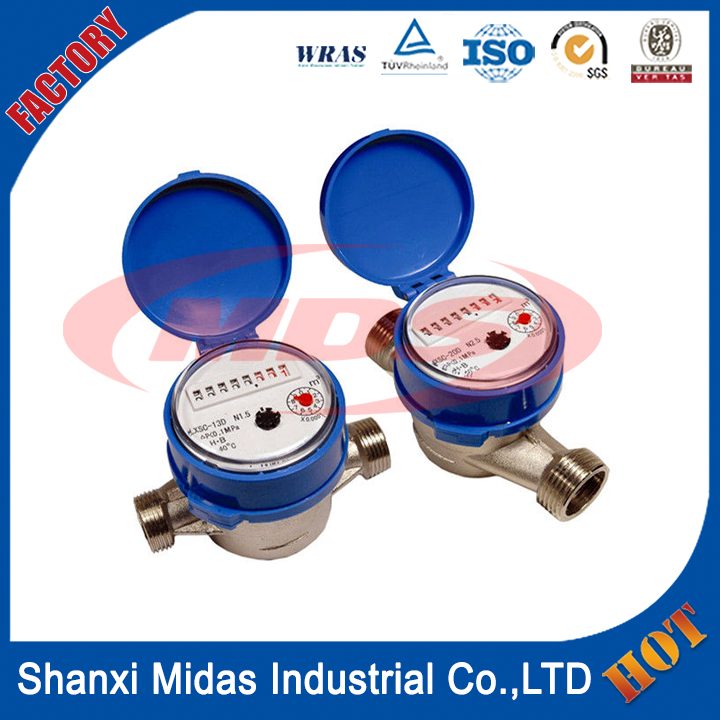 4-20ma output water flow meter