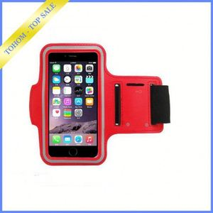 Sports Gym Running Waterproof Armband for Mobile Phone Case Cover Arm Band Holder for Phone 6