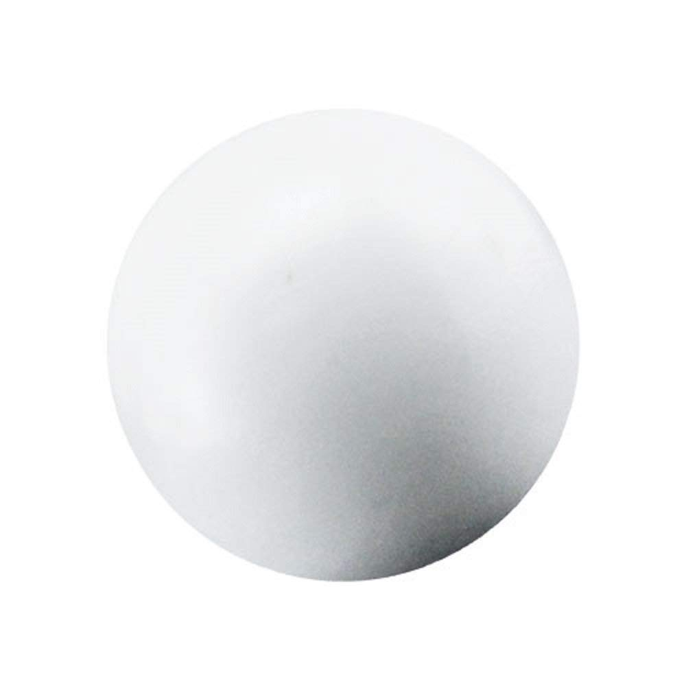 RetroArcade.us White 35mm smooth Replacement Soccer Ball Style Foosball