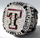 silver custom jewelry 2010 american league championships baseball championship ring wholesale made in china