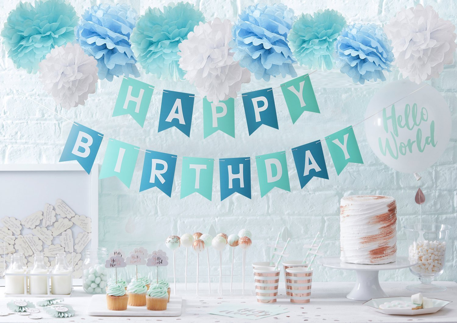 Cheap Baby Boy Birthday Decorations Find Baby Boy Birthday Decorations Deals On Line At Alibaba Com