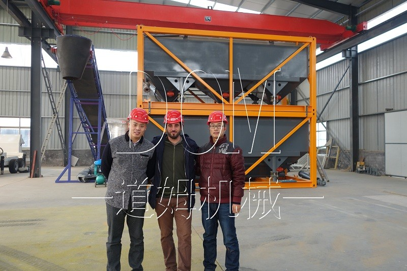 Special designed cement silo with weighing system,lower cement silo cost