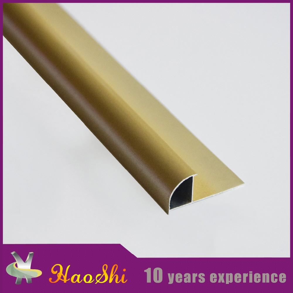 Personalized customization different specification aluminum wall corner decor guards