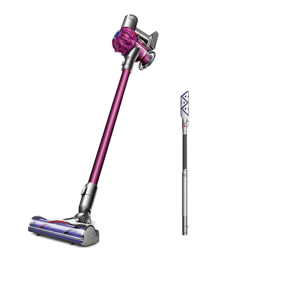 Dyson V6 Motorhead Cordless Stick Vacuum Cleaner with Dyson Reach Under Tool