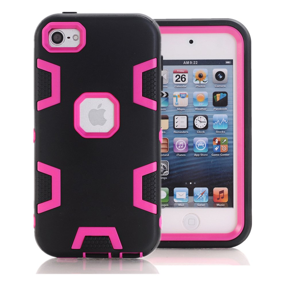 Cheap Ipod Touch 6th Generation Find Apple 6 64gb Pink Get Quotations Kamii Case 5 3in1 Shock Absorbing Hard Pc