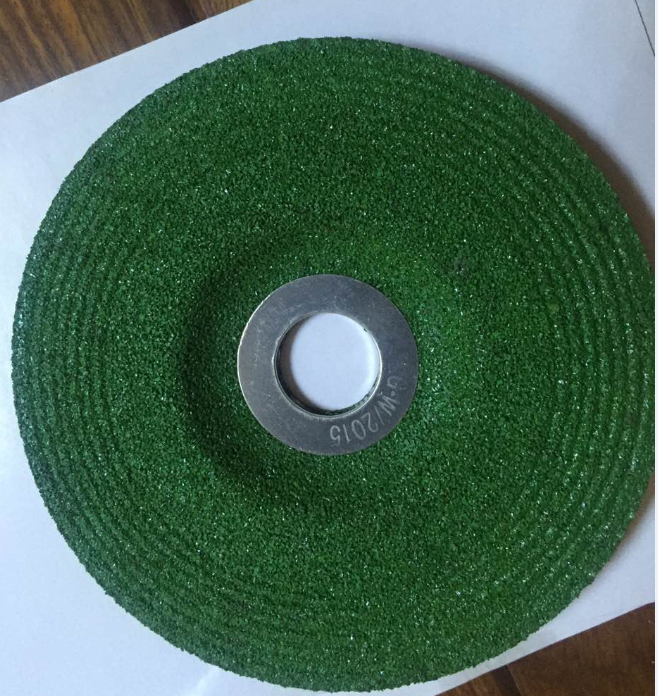 H564 100*3*16mm green grinding wheel for stainless steel and metal/inox from China factory