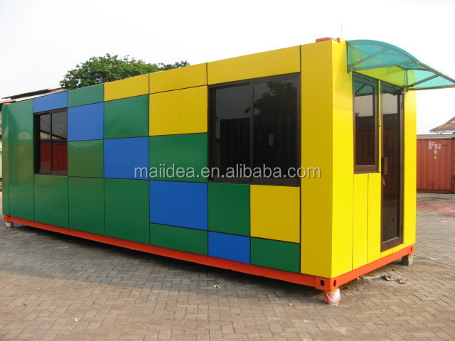 Free 3d max design in high quality Coffee shop design, Container restaurant ,Prefabricated restaurant building