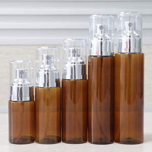 wholesale plastic perfume body spray bottle mist sprayer pump bottles