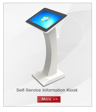 Digital signage Touch screen kiosk for food restaurant <strong>payment</strong>