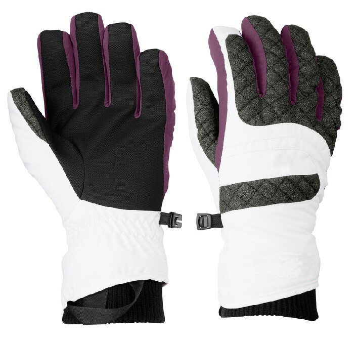 Great grip Insulated Warm dry skiing tour gloves ski gloves