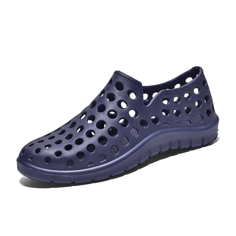 af24d369d3f5 Get Quotations · Shoes Lovers Shoes 2018 Summer Men s Shoes Sandals Hollow- Out Flip Flop Non-Slip