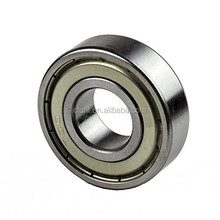 High quality factory price single-row chrome steel deep groove ball bearing nsk 6203 bearing