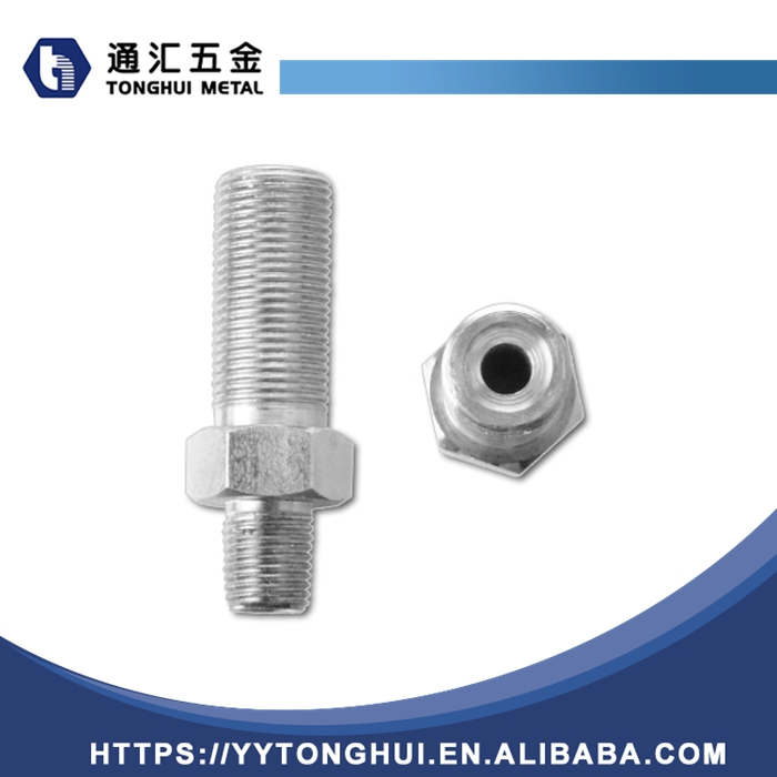 NPT/JIC Thread Hydraulic Adapter With High Quality