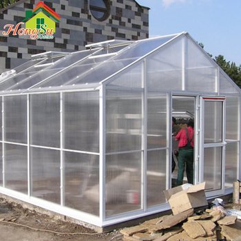 Greenhouse Roofing Transparent Solid Polycarbonate Sheet ...