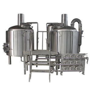 Brewery Plant Craft 500L Equipment Micro Mini Beer Brewing