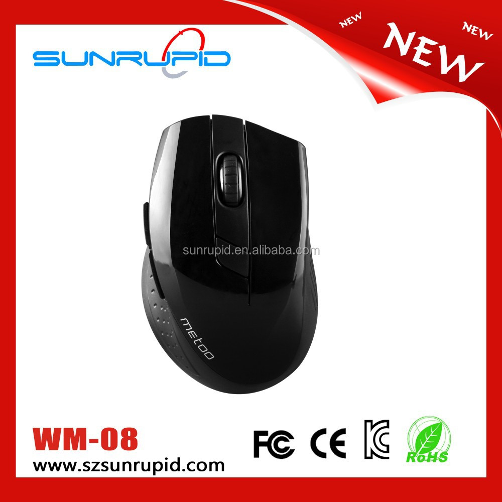 2.4g 6D wireless mouse gaming mouse with DPI adjustable key