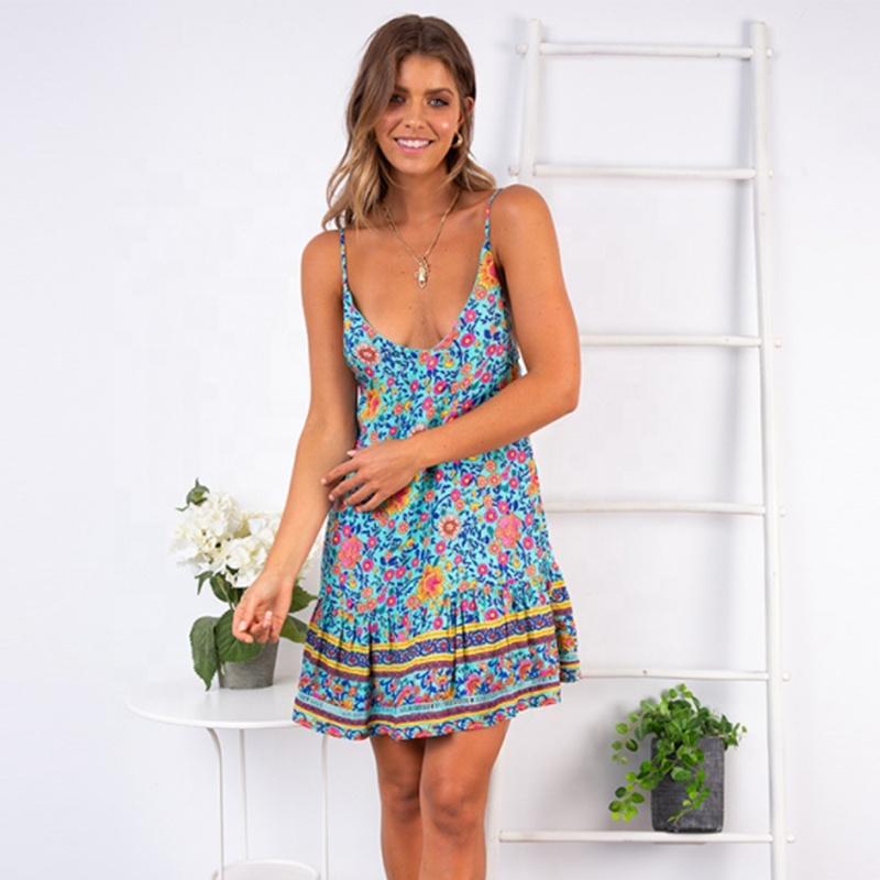 deb8817b745 China Summer Dress Dropship, China Summer Dress Dropship Manufacturers and  Suppliers on Alibaba.com