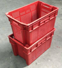 20KG plastic tomato crate, plastic crate for agriculture
