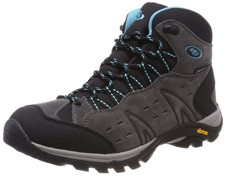 a14e25392f7 Get Quotations · Bruitting Mount Bona High Women s Hiking Boot Lightweight  Athletic Outdoor Winter Boot Waterproof Trekking