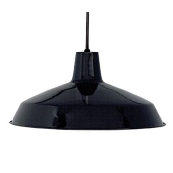 Latest Design best selling wholesale hat lampshade black