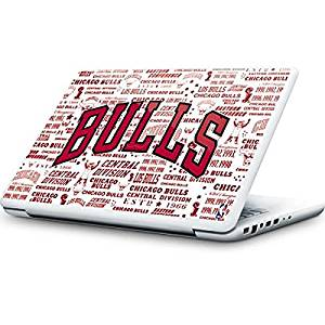 NBA Chicago Bulls MacBook 13-inch Skin - Chicago Bulls Historic Blast Vinyl Decal Skin For Your MacBook 13-inch