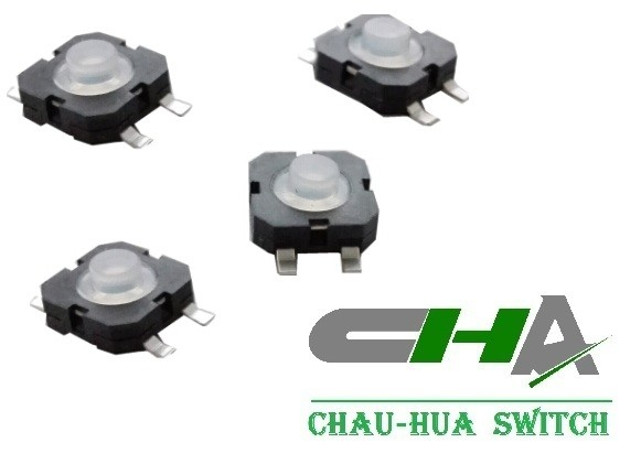 Best performance CHA 42V AC/DC long life illuminated tact switch CTR-85 SERIES