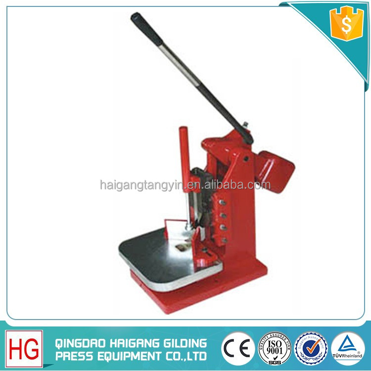 Paper Corner Round Cutting Machine with High Quality