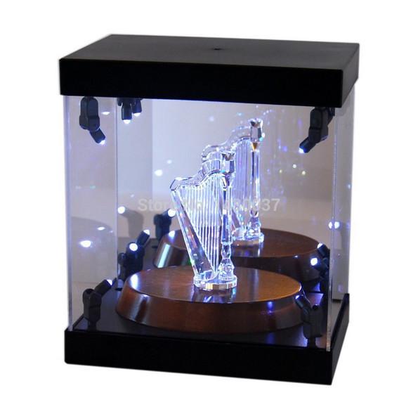 Mb Display Box Acrylic Case Led Light House 1 144 Model