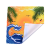 Microfiber lens cleaning cloths with customized logo