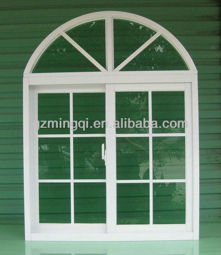Horizontal Sliding House Window Grill Design