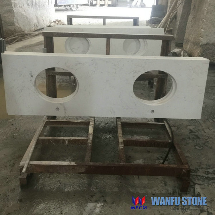 China Us Marble Vanity Tops, China Us Marble Vanity Tops Manufacturers And  Suppliers On Alibaba