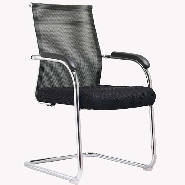 W640-2a Ergonomic Office Executive Without Wheels Staff ...