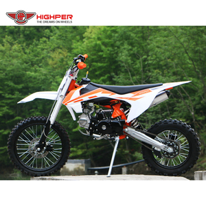 125cc 140cc 4stroke gas powered high quality super youth off road dirt moto cross pit bike (DB608)