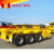 China New 3 axle 40 ft container skeleton semi trailer for sale