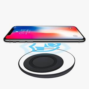 Mobile phone accessories wireless charger bowl design mini bluetooth phone charger