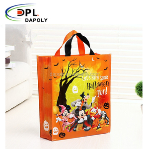 Promotional Eco Friendly Frakta storage plastic water proof PP Woven Shopping Bag With Handle