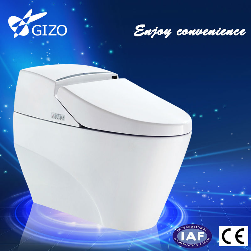 Australian Standard Saving Water Sense High Efficiency Ceramic One Piece Toilet
