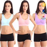 Shaper 3 Color Pictures Of Girls In Panties And Bra For Women Sport Bra