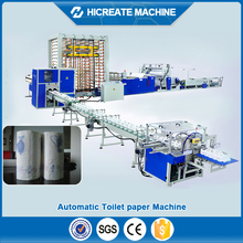 High fire performance Good quality toilet paper production line To USA
