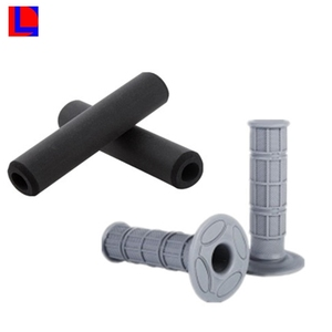 Good quality custom design gray silicone handle grip