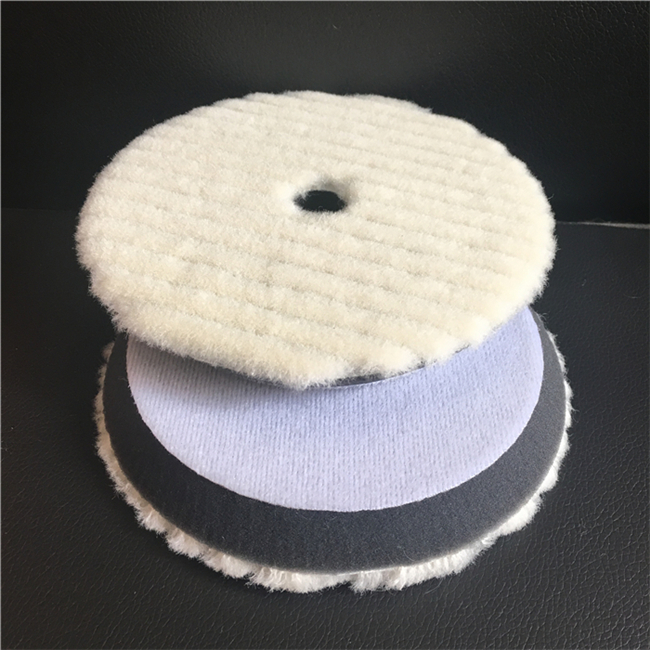 3 Quot 7 Quot Extra Fine Genuine Rupes Wool Pads Car Wool