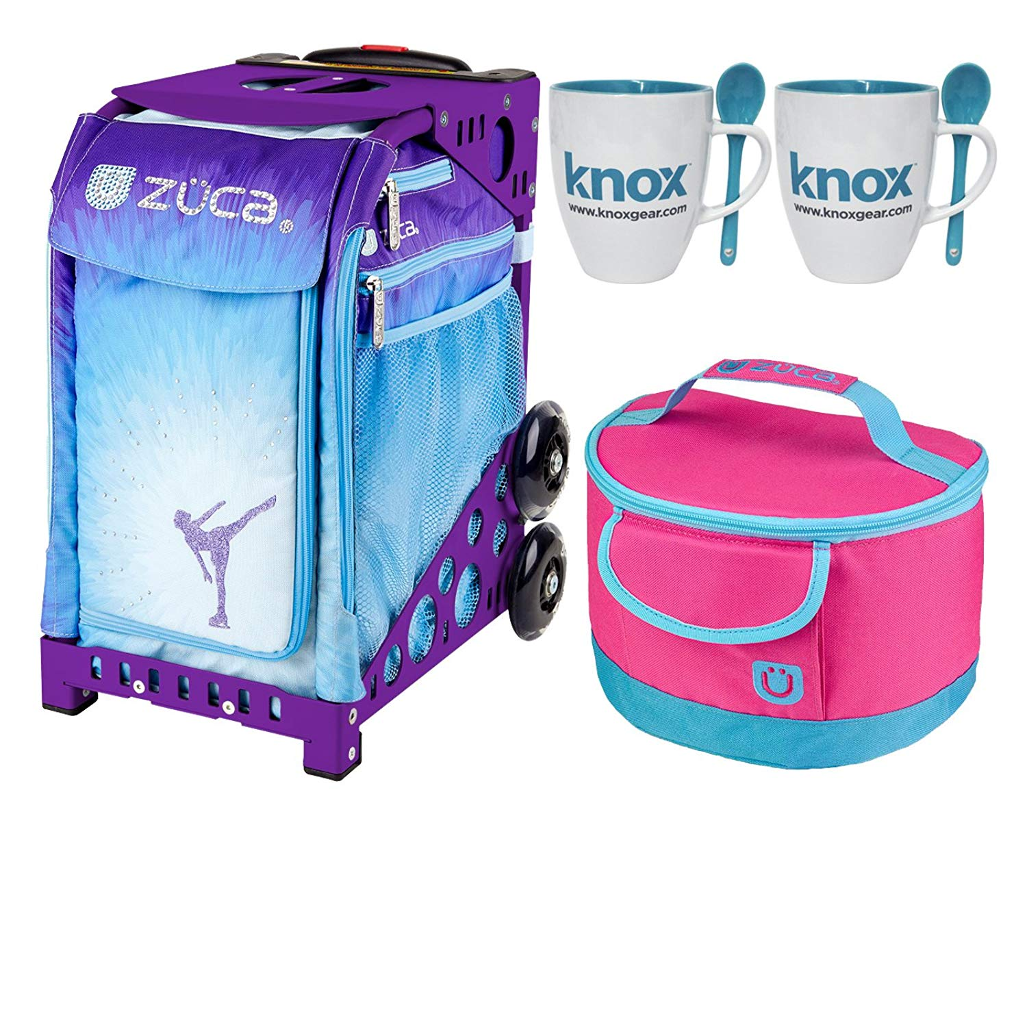 Zuca Ice Dreamz Sport Insert Bag with Zuca Frame fc408a168bb1d