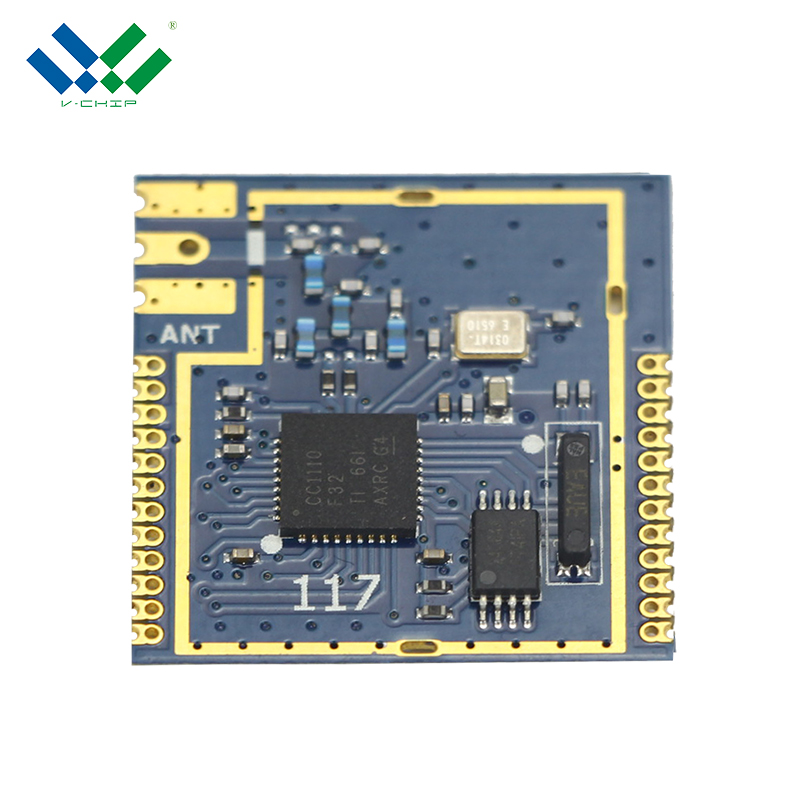 RF Transmitter SoC RF transmitter with 8051 5 pieces