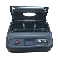 High Quality Barcode 2d barcode thermal Portable digital Label Printer with USB+COM+LAN port