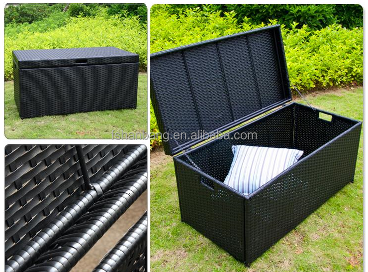 wasserdicht terrasse garten korbwaren rattan kissen kissen. Black Bedroom Furniture Sets. Home Design Ideas