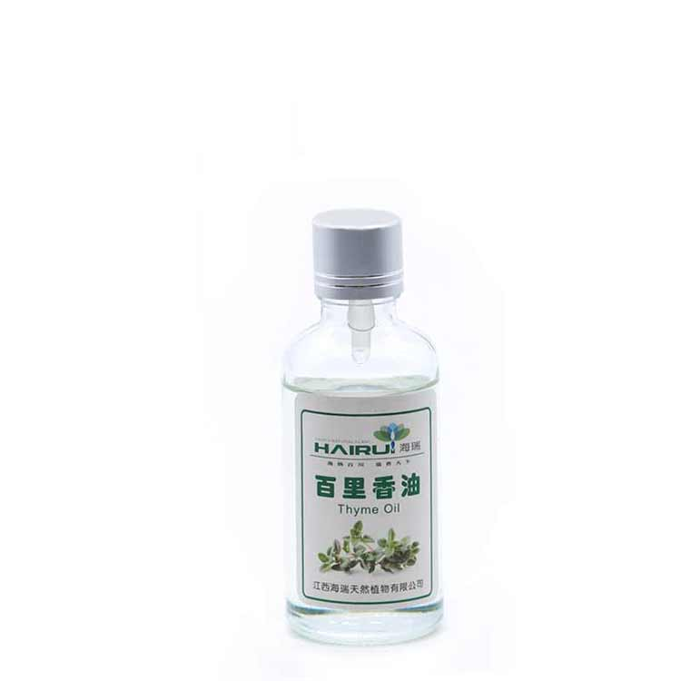 Pharmaceutical Grade Thymol Oil For Mouthwashes And Liniments