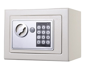 Durable digital electronic hotel safe box